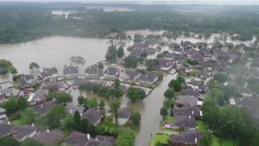 "New ""Flood Factor"" scores say more homes at risk for flooding"