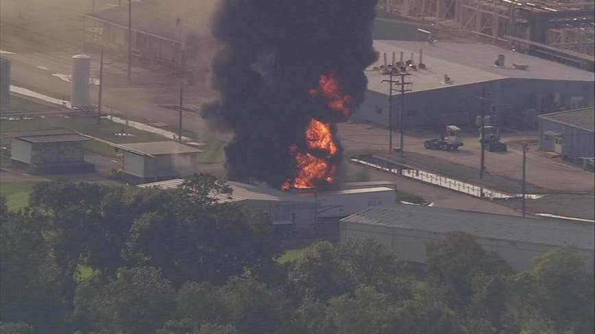 Trial on Harvey plant fire resumes after COVID-19 delay