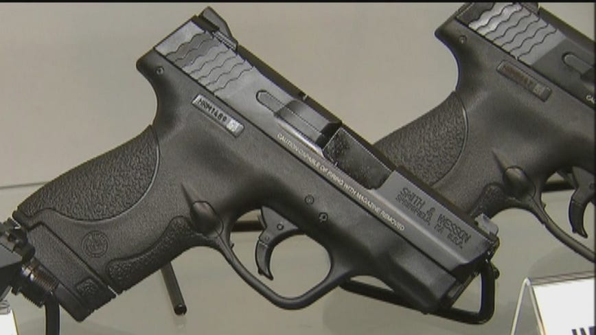 Gun store owners see unprecedented demand for firearms