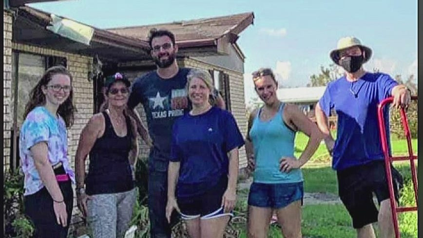 Kingwood Kindness lend a hand to neighbors in Louisiana following Laura