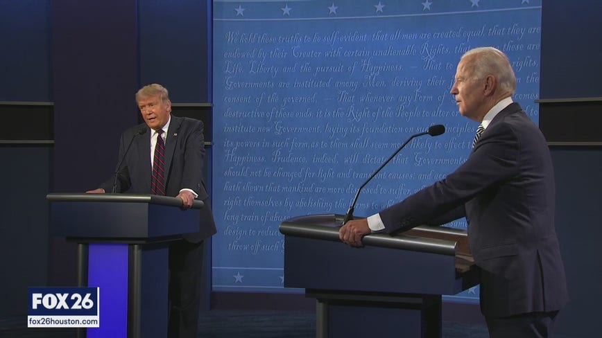 Is there effectiveness to presidential debates?