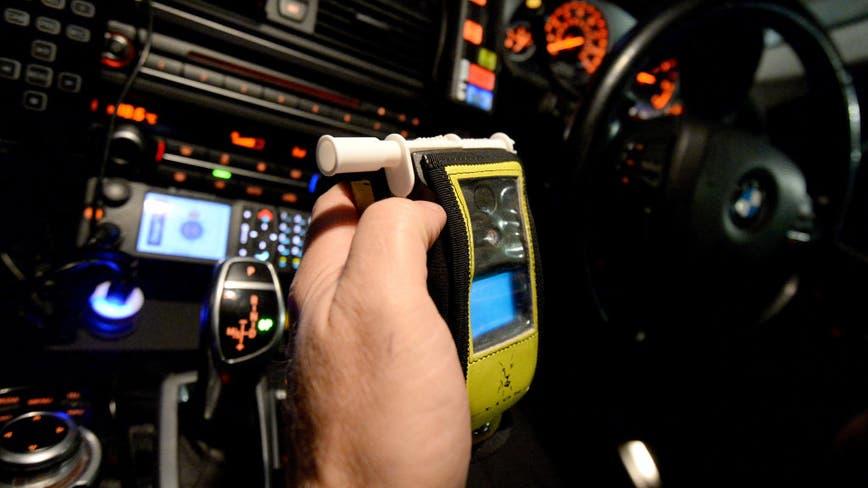 Harris County deputies arrest 3 men suspected of drunk driving