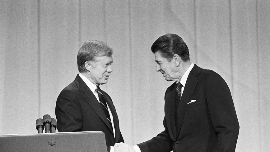 Presidential debates: The history of the American political tradition