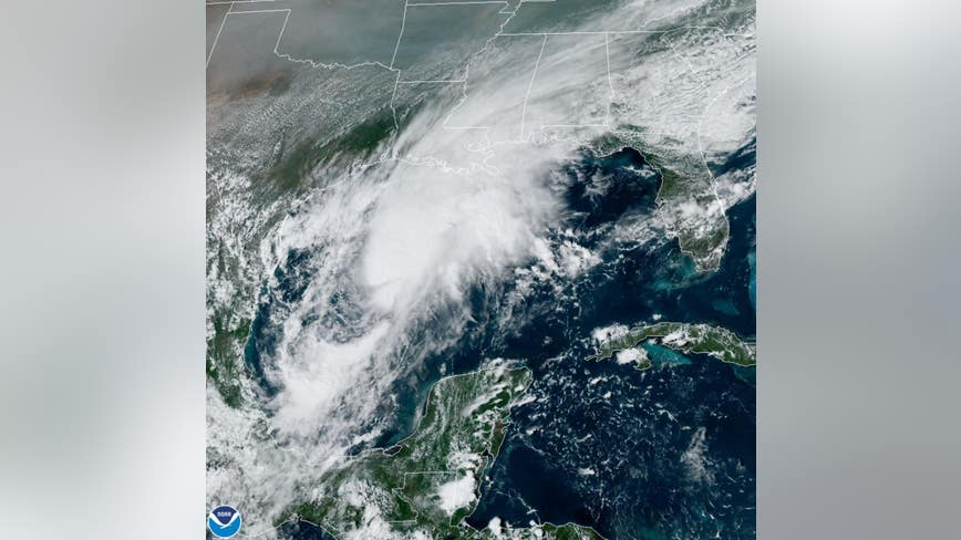 Texas Governor readies resources as Tropical Depression moves through Gulf of Mexico