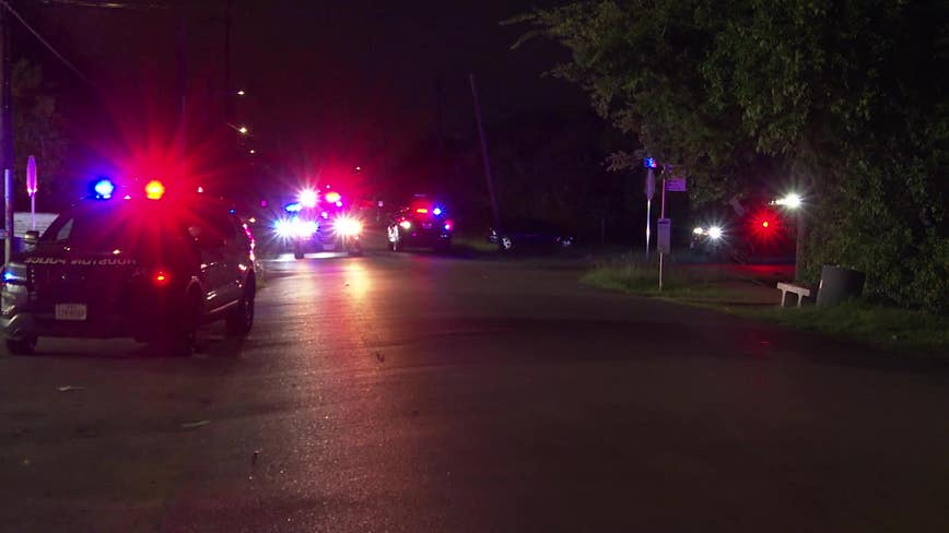 Woman hurt in drive-by shooting in southeast Houston