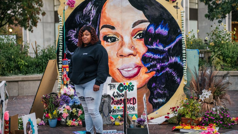 Louisville Prepares For Possible Unrest As Grand Jury Decision In Breonna Taylor Case Nears