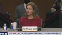 Amy Coney Barrett doesn't discuss personal beliefs at confirmation hearing - What's Your Point?