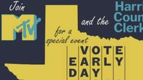 Early voting events this weekend hope to draw out more voters