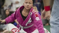 Jiu Jitsu fighter raises awareness for alopecia