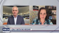 One on one with U.S. Senate candidate MJ Hegar