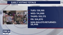 Astonishing early voting numbers and some issues - What's Your Point?