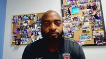 Fort Bend ISD coach discusses participating in a COVID-19 vaccine trial