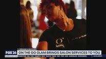 Get glammed on the go!