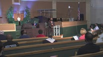 Prayer service held for first responders