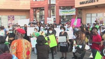 Houston's Nigerian community protesting violence in home country