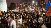 Armenia Azerbaijan humanitarian ceasefire violated within hours