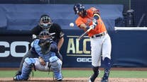 Astros force Game 7 in ALCS, defeat Rays 7-4