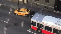 Marvel fan tweets behind-the-scene crash footage in upcoming movie