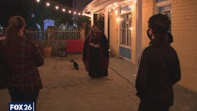 HoustonGhost Tour in Historic Old Town Spring