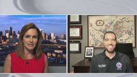 Harris County Clerk Chris Hollins discusses voting