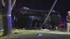 Four injured in crash in Cinco Ranch