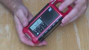 Midland Emergency Crank Weather Radio