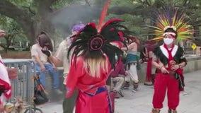 City of Houston now celebrating 'Indigenous People's Day'