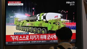 North Korea's Kim Jong Un warns country will 'fully mobilize' nuclear force at military parade