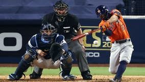 Astros fall to Tampa Bay Rays in Game 7 of ALCS, 4-2