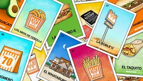 Whataburger debuts its own Lotería set for Hispanic Heritage Month