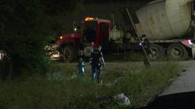 Driver dies in crash with cement truck in southeast Houston