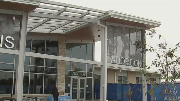 Harris County unveils $24 million state of the art pet resource center