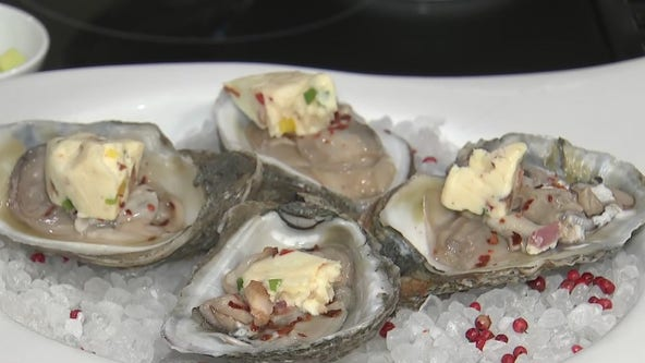 Thursday Night Football foods: Oysters