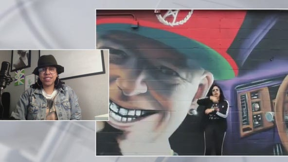 Aldine ISD teacher writes rap song to encourage students to wear masks