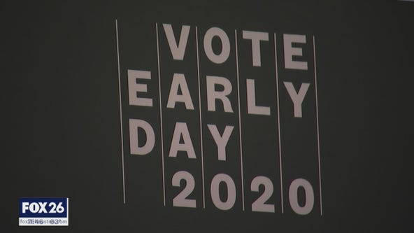 Final weekend of early voting underway across Houston