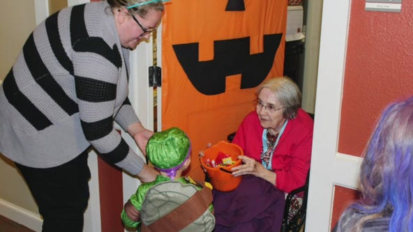 Senior living center to host contactless costume parade, trick-or-treating on Halloween