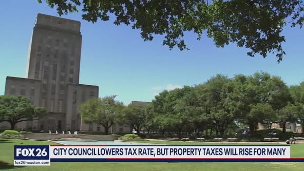 Houstonians will see modest increase in property taxes