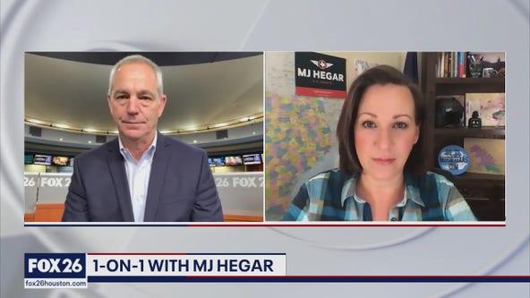 One on one with U.S. Senate candidate MJ Hegar