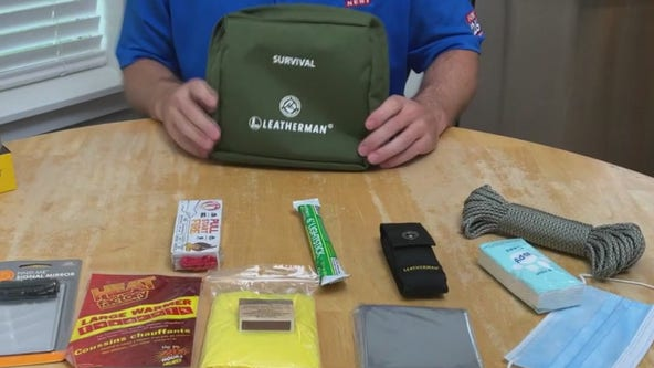 Leatherman Survival Kit