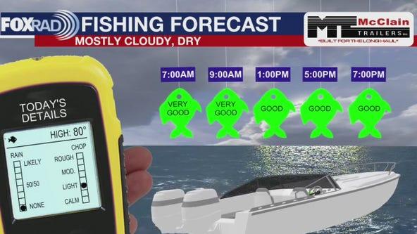 Sunday Fishing Forecast