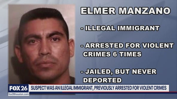 Illegal immigrant charged with murder had previous violent crime arrests - What's Your Point?