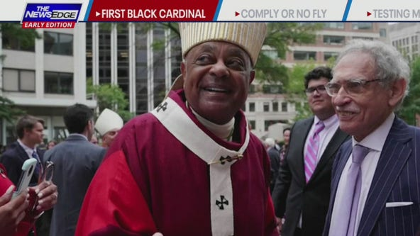 Pope Francis appoints first Black cardinal