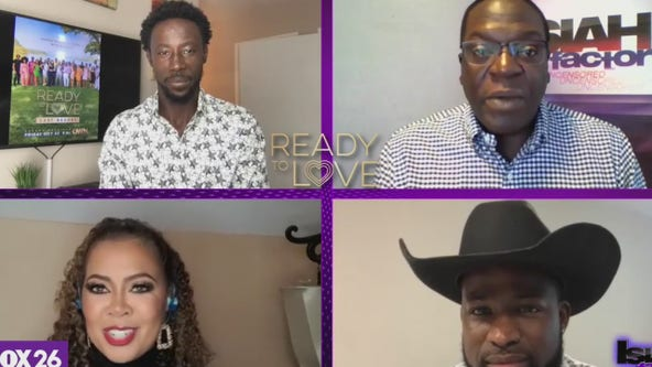 Houston hopefuls looking for love on hit reality show 'Ready to Love'