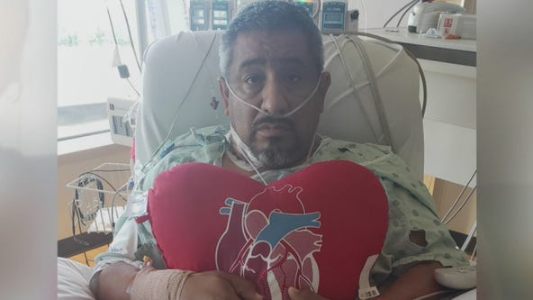 Retired Houston Police Officer asking community for help during his battle with COVID-19