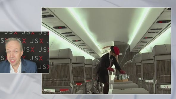 JSX offers jet-worthy experience from Houston to Dallas