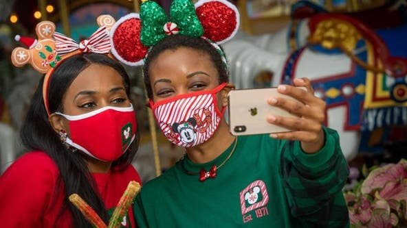 Disney unveils its holiday merchandise, has a unique 2020 item included