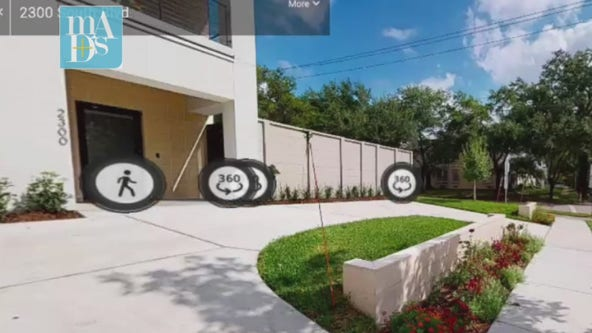 Houston Modern Home Tour using modern tech to go virtual