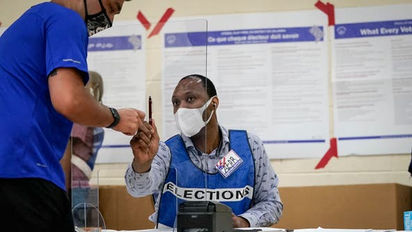 Court halts order requiring masks at Texas polling places