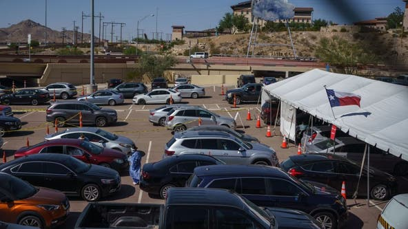 El Paso imposes curfew as coronavirus cases overwhelm hospitals