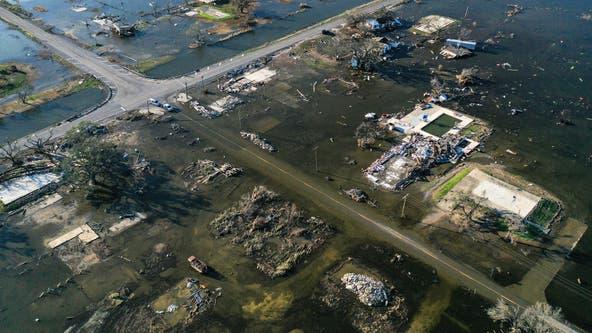 Trump OKs major disaster declaration for Louisiana